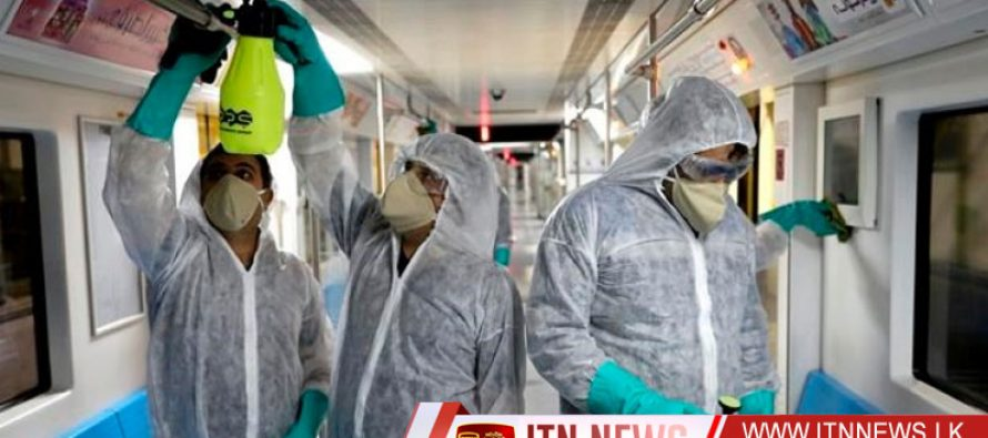 Over 80,000 confirmed coronavirus cases reported globally with over 2,700 deaths