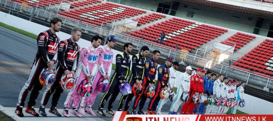 Motor racing-F1 cannot race if a team is denied entry due to virus