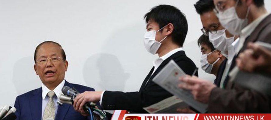 Japan still planning 'complete' Tokyo Olympics