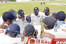 Sri Lanka names 16-man squad for England Test series