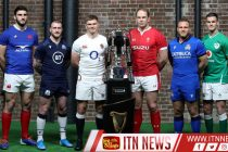 England's Six Nations game in Italy called off due to coronavirus