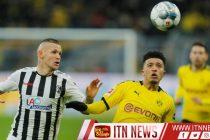 Sancho goal gives Dortmund 1-0 win over Freiburg