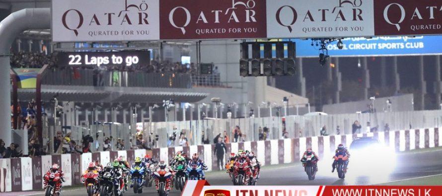 Moto2 and 3 go on despite MotoGP coronavirus cancellation in Qatar
