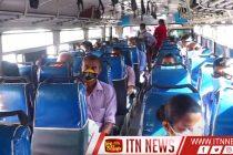 கொழும்பு – கம்பஹா மாவட்டங்களைத் தவிர்ந்த ஏனைய மாவட்டங்களுக்கு இடையில் போக்குவரத்திற்கு அனுமதி
