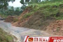 சீரற்ற வானிலை காரணமாக 7 மாவட்டங்களுக்கு மண்சரிவு அபாய எச்சரிக்கை