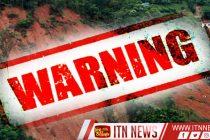 சீரற்ற வானிலை : 4 மாவட்டங்களுக்கு மண்சரிவு அனர்த்த எச்சரிக்கை