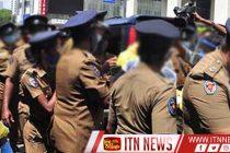 ஆர்ப்பாட்டத்தை கட்டுப்படுத்துவதற்காக சென்ற பொலிஸ் அதிகாரிகள் 30 பேர் தனிமைப்படுத்தலுக்கு..
