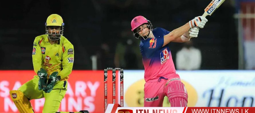 IPL தொடரின் நேற்றைய போட்டியில் ராஜஸ்தான் ரோயல்ஸ் அணிக்கு வெற்றி…
