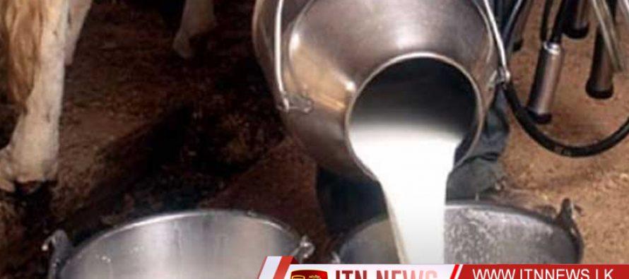 'சுபீட்சமான உற்பத்திக் கிராம்' வேலைத்திட்டத்தின் கீழ் பாற்பண்ணையாளர்களை வலுப்படுத்த நடவடிக்கை