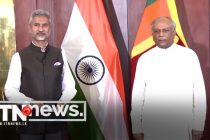 Indian foreign minister visits Sri Lanka to expedite strategic investments