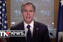 U.S. confident Iran carried out attack on tanker -Secretary Blinken