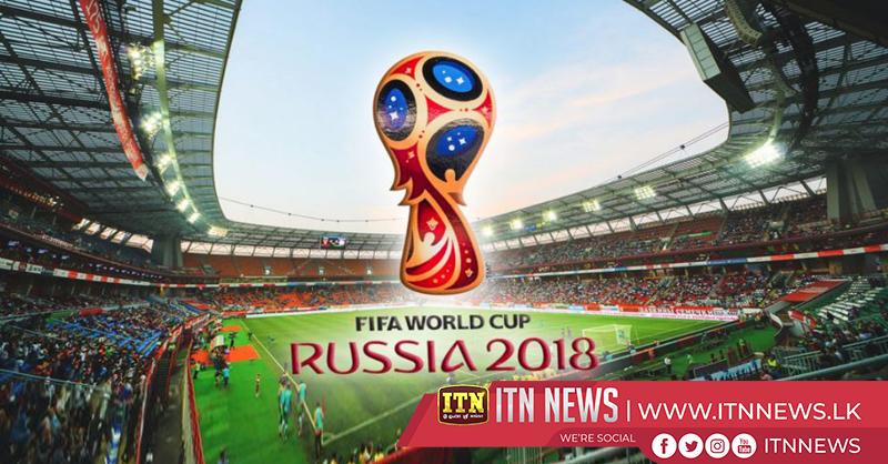 FIFA 2018 : முதலாவது அரையிறுதி போட்டி இன்று