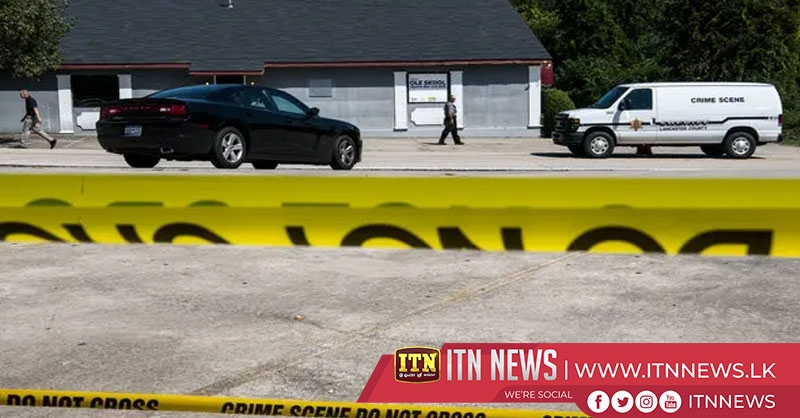 Shooting at South Carolina bar leaves two dead, eight wounded