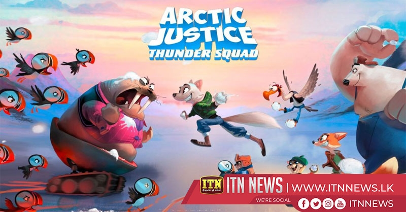 """Arctic Justice: Thunder Squad"" will be released in November"