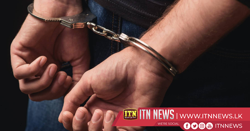Three persons arrested with heroine
