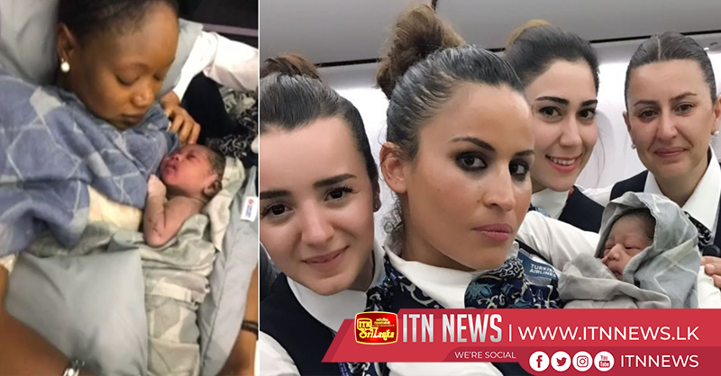 Woman gives birth to baby boy at 42,000ft on Turkish airlines flight