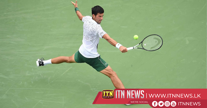 Djokovic rallies to defeat Mannarino in three sets in Cincinnati. Zverev ousted by Haase.