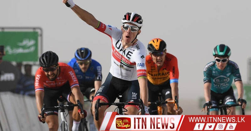Rui Costa takes opening leg of the Saudi Tour