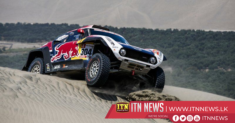 Peterhansel wins Dakar stage 7, Loeb hits trouble