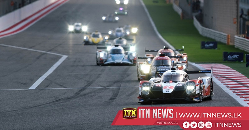 Toyota Gazoo Racing go 1-2 in Bahrain Endurance race