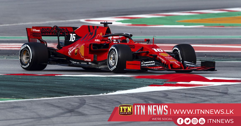 Leclerc keeps Ferrari on top in Formula One testing