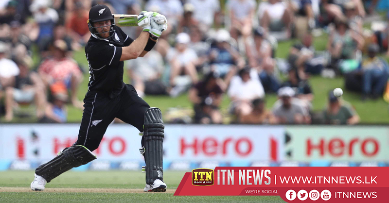 Guptill ton, Neesham assault power New Zealand to 371