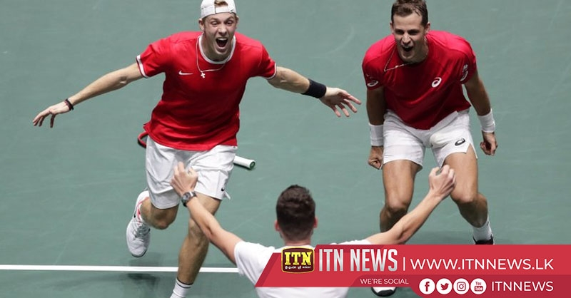 Canada knock out Australia to reach Davis Cup semis