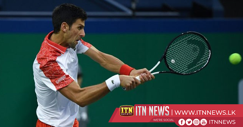 Djokovic beats Zverev to reach Shanghai Masters final