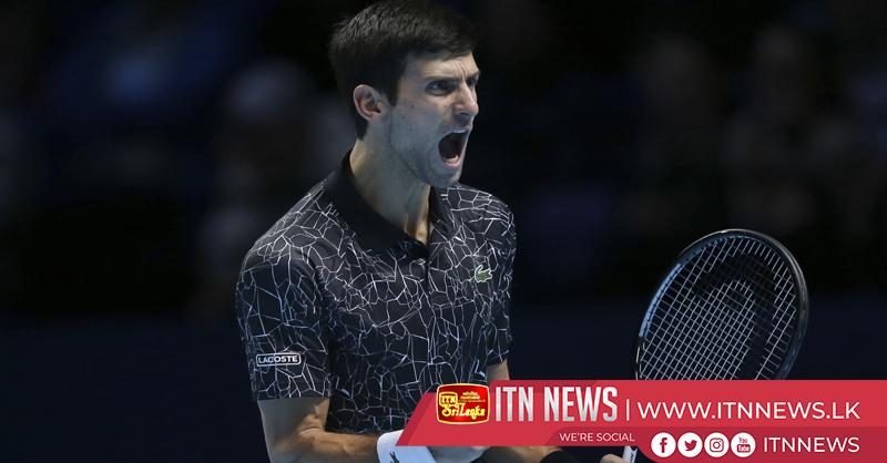 Supreme Djokovic defeats Isner in ATP Finals opener