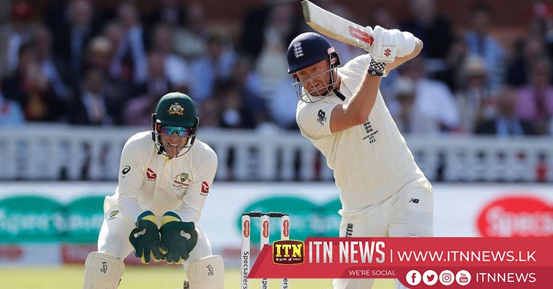 England bowled out for 258 by Australia in Lord's Test