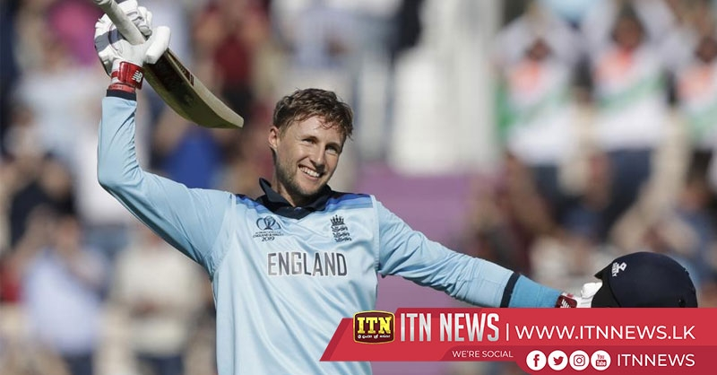 Joe Root hits ton as England beat West Indies in Cricket World Cup