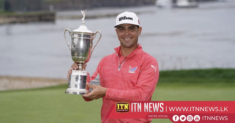 Woodland claims first major at U.S. Open with final round 69