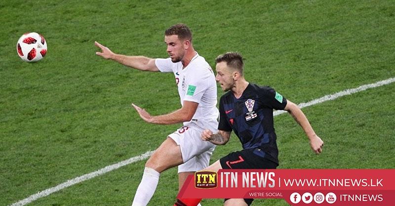 FIFA 2018 : இறுதிப் போட்டிக்கு குரோஷியா அணி தகுதி