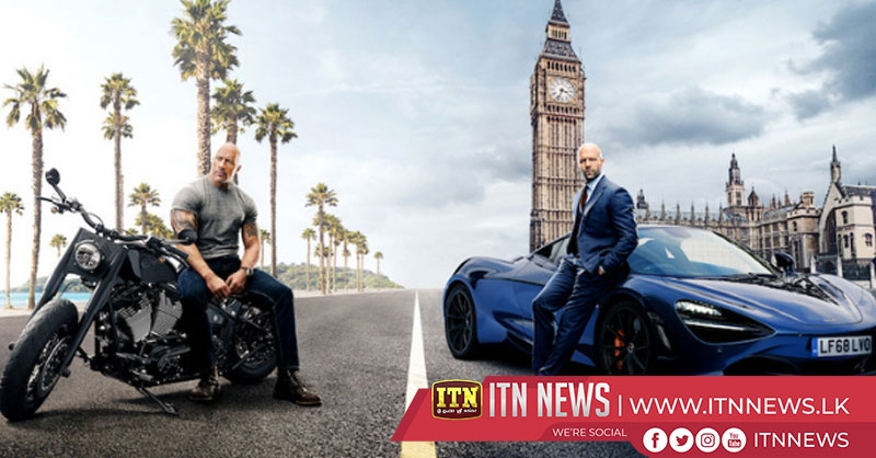 """Fast & Furious Presents: Hobbs & Shaw"" released in the United States today"