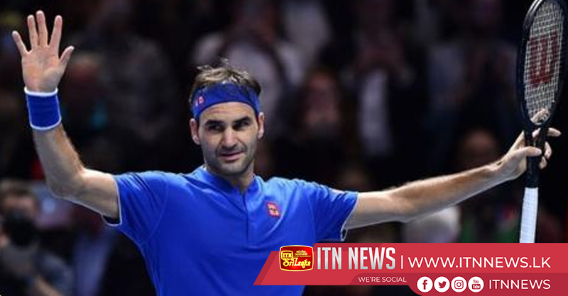 Federer beats Anderson to top ATP Finals group