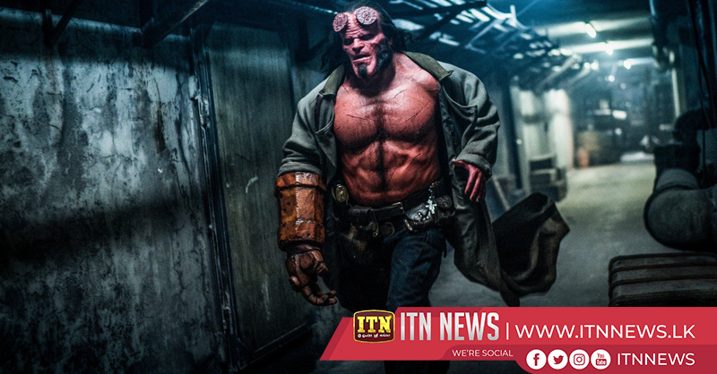 """Hellboy"" set to be released next month"