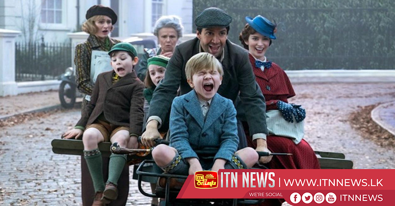"""Mary Poppins Returns"" scheduled to be released this month"