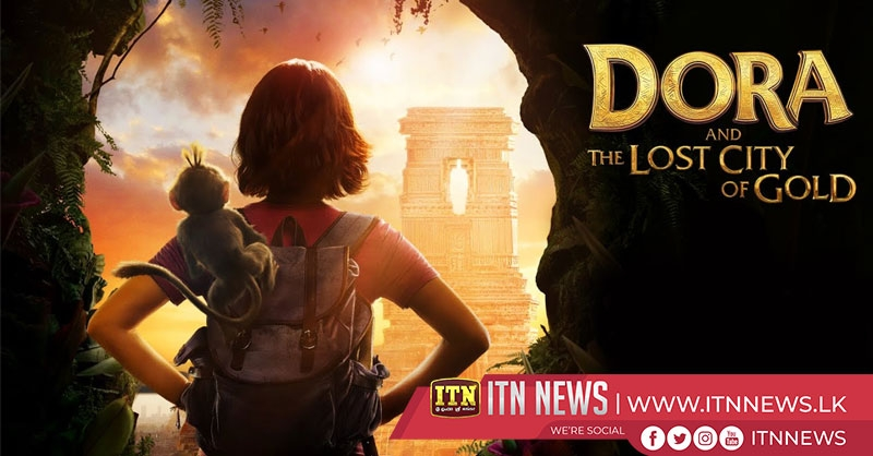 "Upcoming American adventure ""Dora and the Lost City of Gold"""