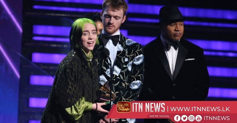 Billie Eilish is the big winner at the Grammys
