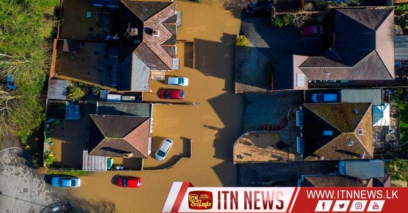 Western England battles floods after Storm Dennis