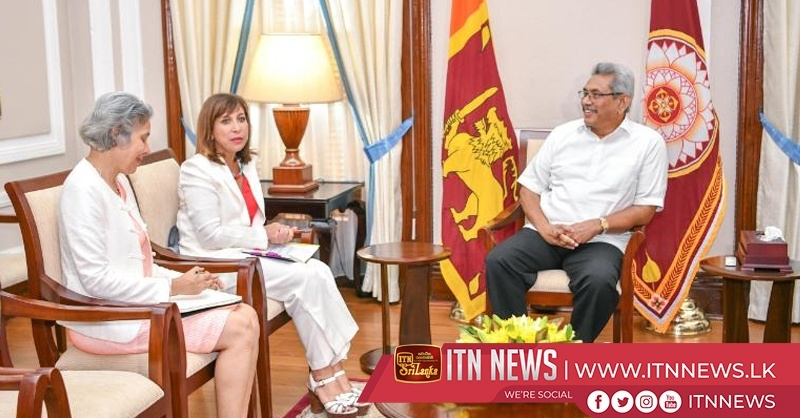 U.N.'s Resident Coordinator commends the President's commitment to sustainable development
