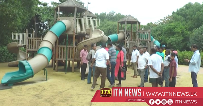 Children's Park in Crow Island to be repaired