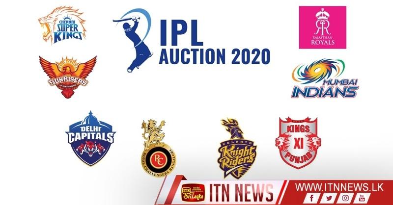 2020 IPL ක්රිකට් තරඟාවලිය ලබන මස 29 වනදා සිට