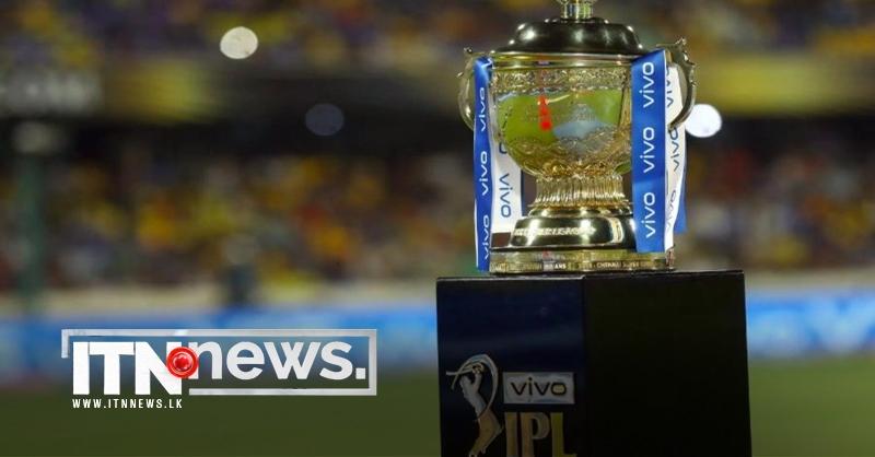 IPL දින නියමයක් නොමැතිව අත්හිටුවයි
