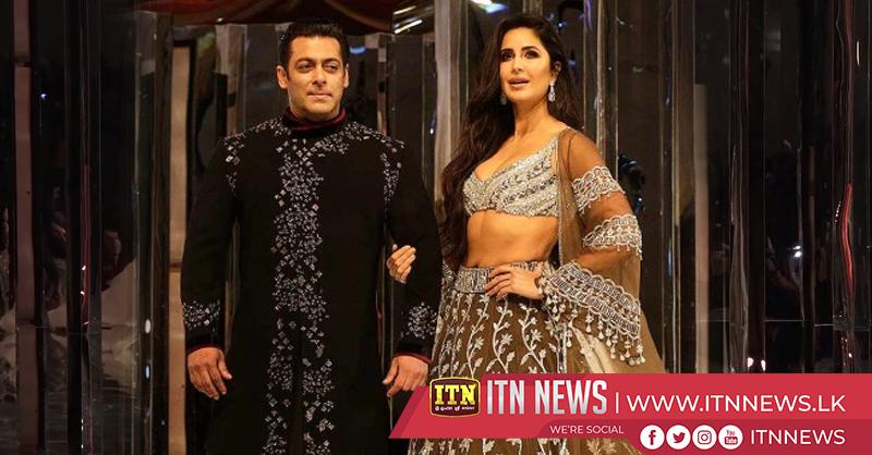 Bollywood's Salman Khan, Katrina Kaif set ramp on fire with traditional touch in Mumbai