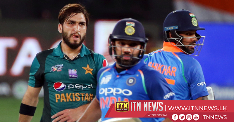 India thrash rivals Pakistan by eight wickets