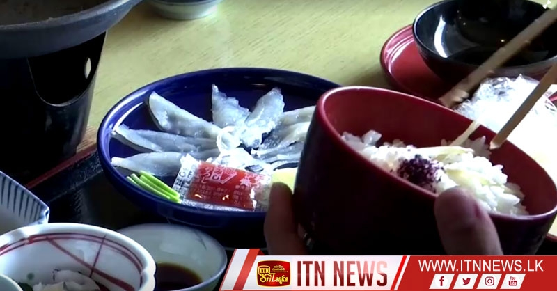 Popularity of Japanese fugu to puff up ahead of Olympics