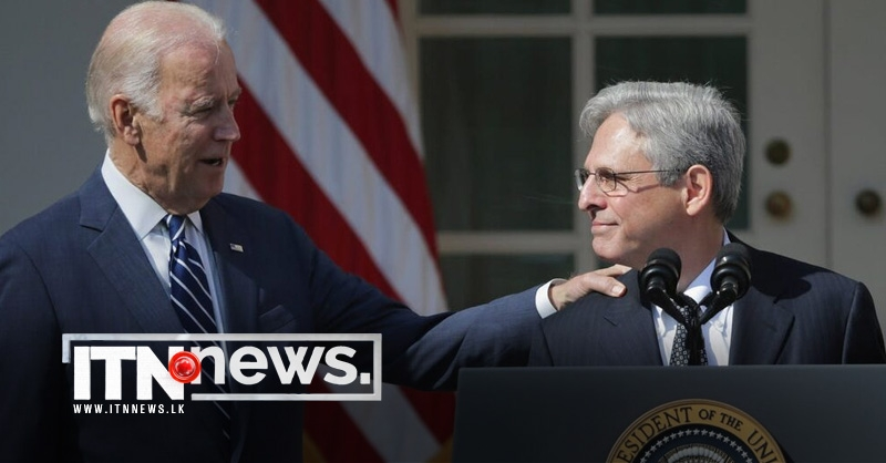 Biden selects Judge Merrick Garland for attorney general – official