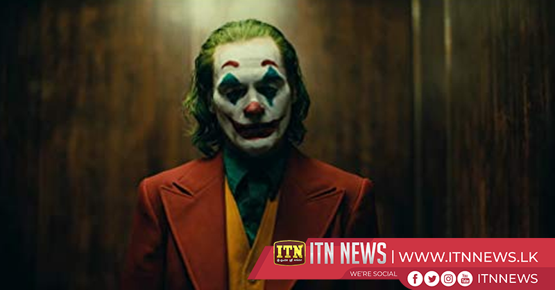 """Joker"" scheduled to be released in October"