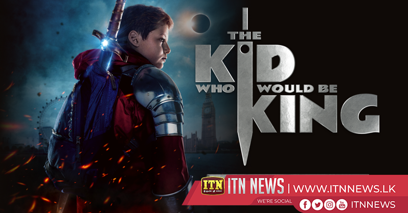 """The Kid Who Would Be King"" set to be released next month"
